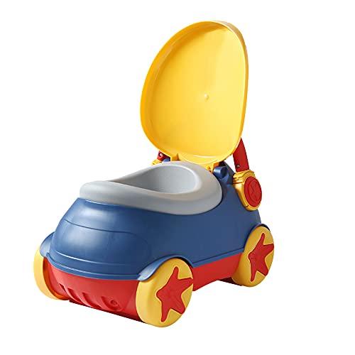 Babify Orinal para bebés y niños Baby Cars (Azul)