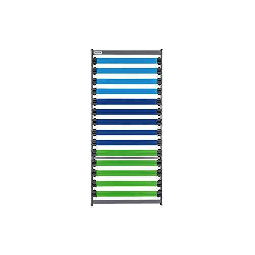 GOODSIDE BedBooster™ - Lattenrost aus Fiberglas mit 14 individuell anpassbaren Leisten (100 x 200 cm)