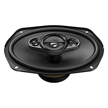 Pioneer-TS-A6980F-Auto-Lautsprecher-Schwarz