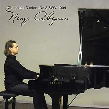 Violin Partita No.2 in D Minor, BWV 1004: V. Chaconne