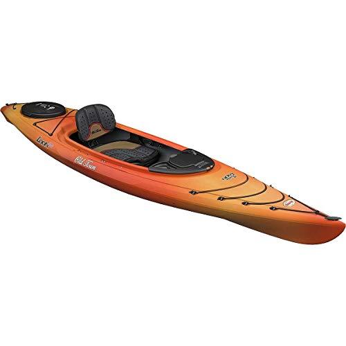 Old Town Loon 120 Recreational Kayak (Sunrise, 12 Feet)