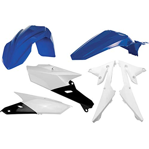 Acerbis Plastic Kit (OEM Colors) for 01-02 Yamaha YZ250F