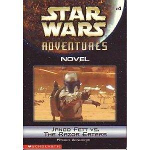 Jango Fett vs. the Razor Eaters - Book  of the Star Wars Legends