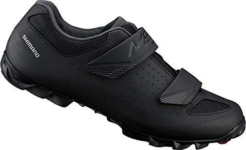 SHIMANO SPD MTB ME100 BK 36 - Zapatillas de Deporte (Talla 36), Color Negro