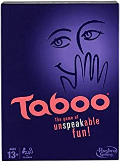Taboo Board Game Card Game