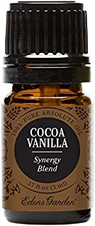 Edens Garden Cocoa Vanilla Essential Oil Synergy Blend, 100% Pure Therapeutic Grade (Highest Quality Aromatherapy Oils- Anxiety & Stress), 5 ml