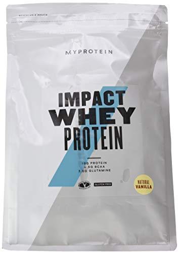 Myprotein Impact Whey Protein Natural Vanilla 1000g