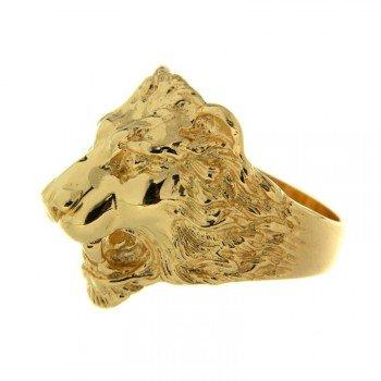 Avenuedubijou Herren - 18 Karat (750) Gold 9 Karat (375) Gelbgold