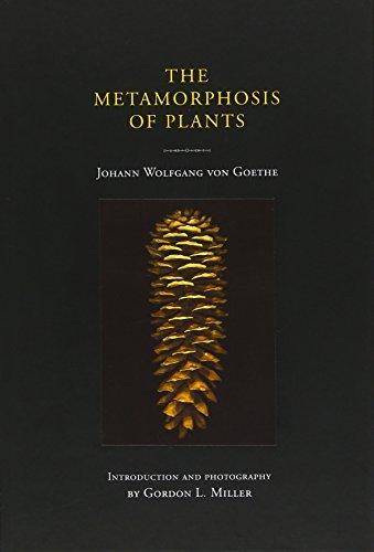 Goethe, J: Metamorphosis of Plants (Mit Press)