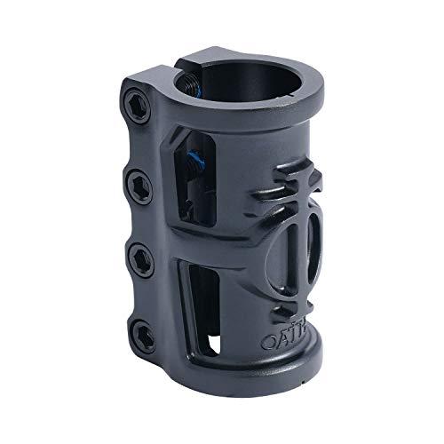 Oath Cage V2 - Abrazadera SCS (aleación de 4 pernos, anodizada, satinado), color negro