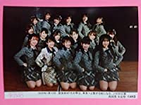 AKB48 2020 1/13 16:00 湯浅順司 チーム8「その雫は未来へと繋がる虹になる。」高岡薫 生誕祭 劇場公演 生写真 L版