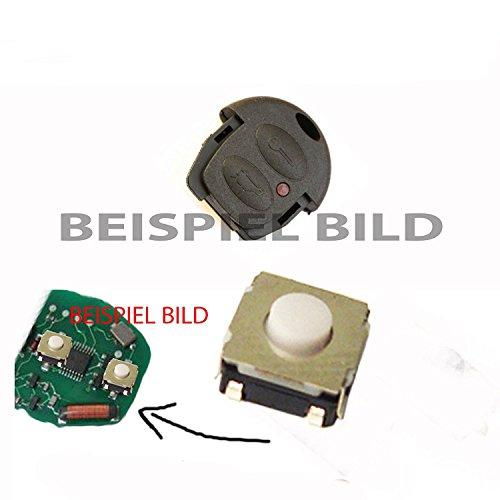 1 mando a distancia para Seat, llave inalámbrica, microinterruptor, interruptor SMD, microinterruptor