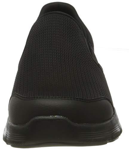Skechers Flex Advantage 4.0, Zapatillas Hombre, BBK, 42 EU