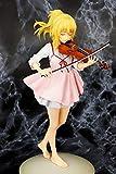 Kotee Estatua de Figura de PVC 23cm Animado Figura tu Mentira En Abril Anime Figuras Miyazono Kaori Juego Violín/Vestido Versión Animado un Modelo de Chica Anime de Tocar un violín en un Vestido par