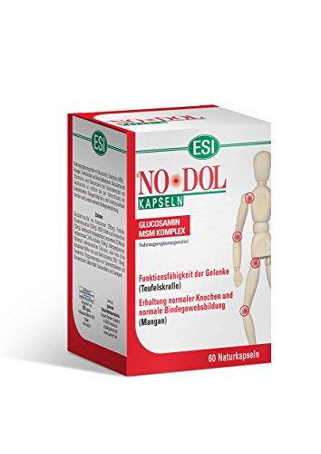 ESI NO DOL 60 CAPSULE nodol x flessibilità articolare con glucosamina no glutine