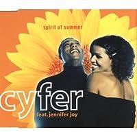 Spirit of summer [Single-CD]