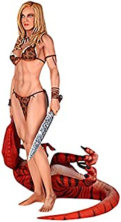 Gentle Giant Shanna The She-Devil Statue