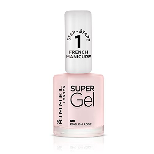 Rimmel London Super Gel Esmalte de Uñas Tono 91 - 12 ml