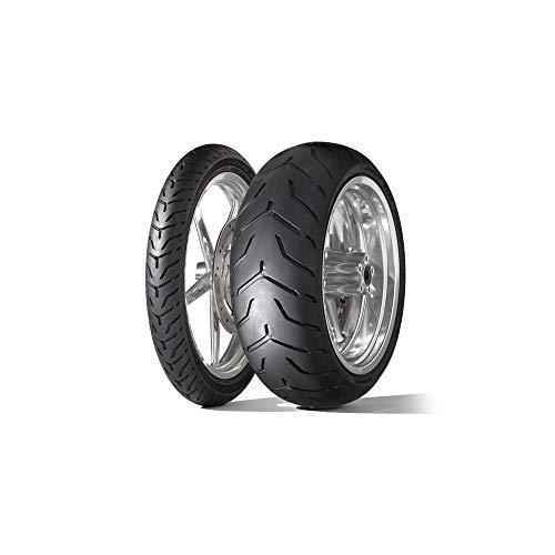 Dunlop d408F (fr) (HD) 90/901952H–Neumático Moto