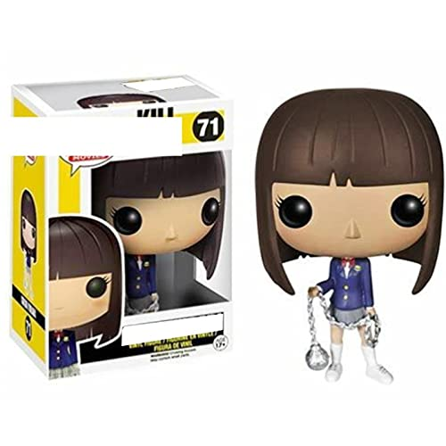 QTSL Pop Figures Movies SeriesGogoYubari#71 Vinyl Action Figure Toys Collection Model Dolls...