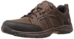 Rockport Men's Road and Trail Waterproof Blucher Rain Shoe
