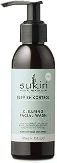 Sukin Blemish Control Clearing Facial Wash, 125ml