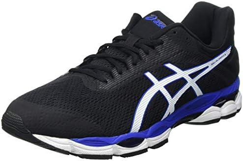 ASICS Men's Gel-Glorify 4 Cross Country Running Shoe, Black White ...