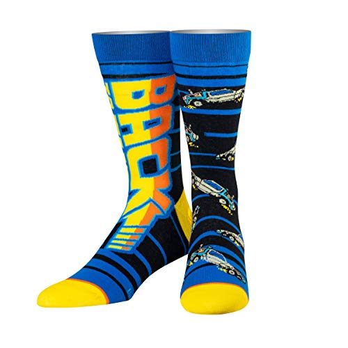 Back To The Future Odd Sox for Men