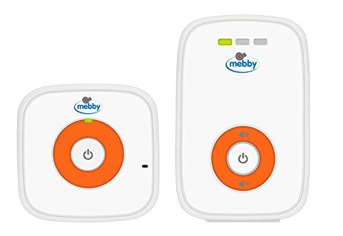 Mebby 95137 Baby Voice Monitor Digitale, senza Fili