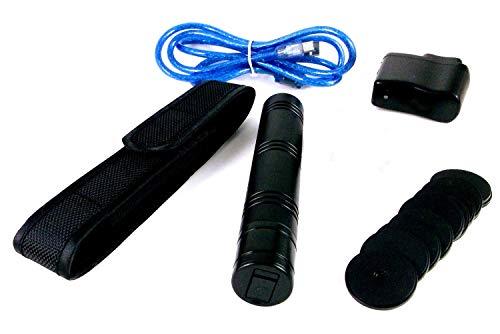 Black-Pen Wächterkontrollsystem I 15 Stück RFID Kontrollstellen I Mobile Zeiterfassung I Komplettes Set I Lizenzfreie Anwendungssoftware