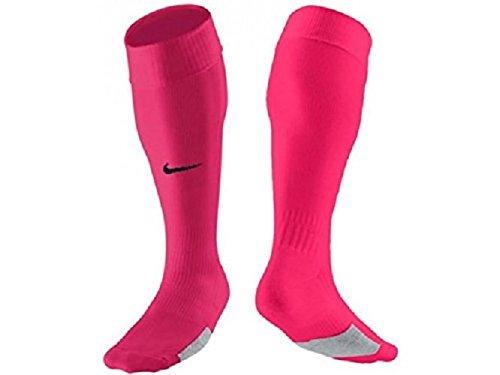 NIKE - Calcetines de fútbol para hombre, color rosa (voltage cherry/black), talla M