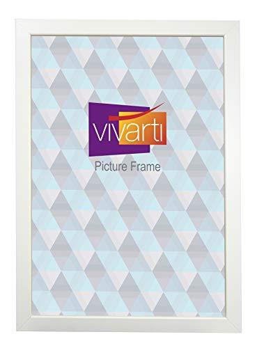 Vivarti Matt Blanco Caja Color Marco, 30 x 40 cm