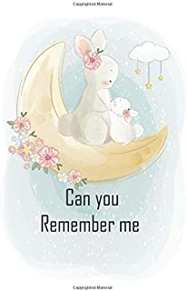 Can you Remember me: Notebook for Keep Password Log Book And Internet Password Organizer And Username Keeper Address Book ...