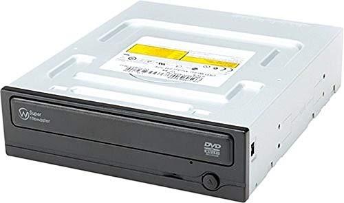 SAMSUNG - SH-224GB Graveur DVD interne 24x SATA Noir pour PC bureau - BULK