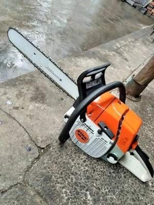 GOWE Professional Gasoline Chainsaw 3.9kw 72cc Electric Chain Saw Petrol Saw with 18'' Chain Blade