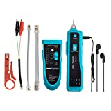 7 in 1 Network Cable Tester,Wire Tracker RJ45 RJ11...