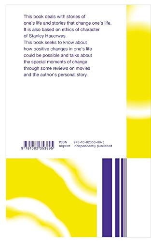 『Life Changing Stories: How can Stories Make Good Change in Your Life?』の1枚目の画像