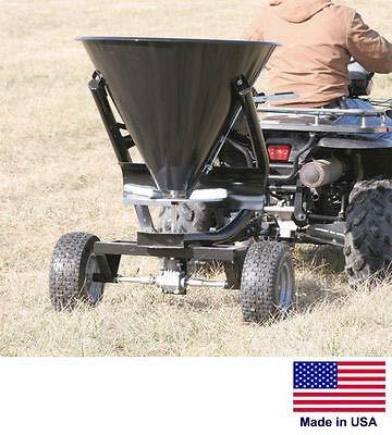 Buy Cheap Streamline Industrial SPREADER - Tow Behind for ATVs UTVs & Garden Tractors - 300 Lb / 5 B...