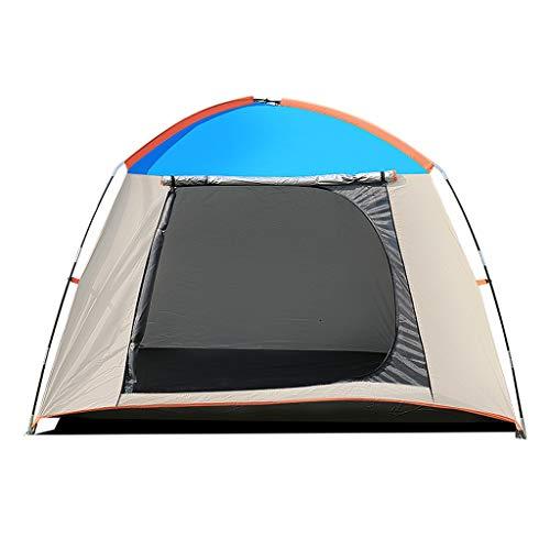 IDWOI tent voor buiten, verdikt, voorkomt onweer, winddicht, automatische opening, familietent, 3 kleuren