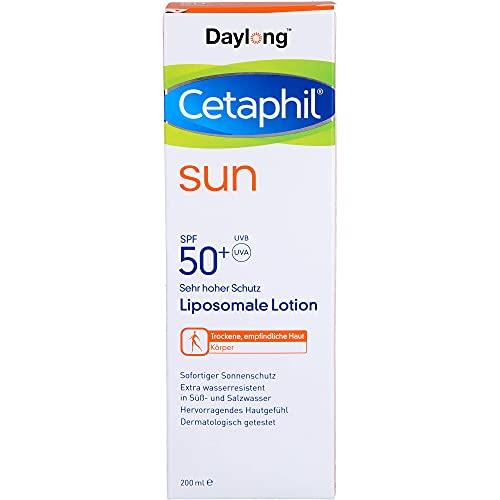 Cetaphil sun Daylong SPF 50+ Lotion, 200 ml Lotion