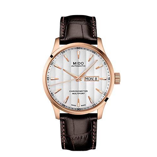 Mido Multifort Chronometer 1 Reloj de Hombre automático M038.431.36.031.00