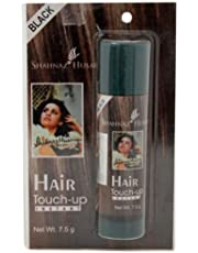 Shahnaz Husain Hair Touch Up, Black, 7.5g