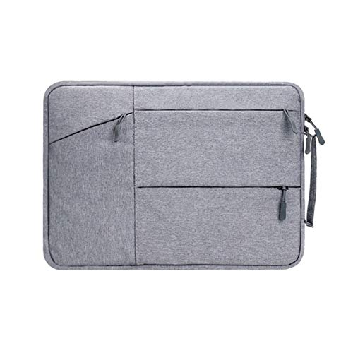 YTG Waterproof laptop bag 11 12 16 13 15 inch mac book computer sleeve socket (Color : Copper, Size : For MacBook 11 inch)