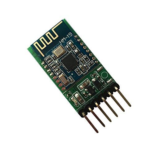 DSD TECH HM-19 Modulo Bluetooth 5.0 BLE con Chip CC2640R2F per Arduino e Fai-da-Te