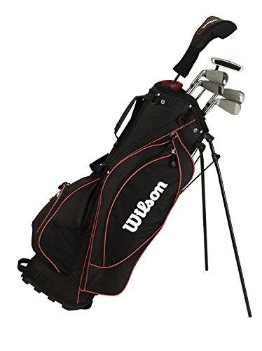 WILSON WGG120001 Set de Golf Demi-série pour Homme Prostaff...