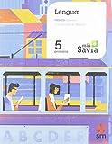 Lengua. 5 Primaria. Más Savia. Madrid