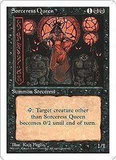 Best magic the gathering sorceress queen Reviews