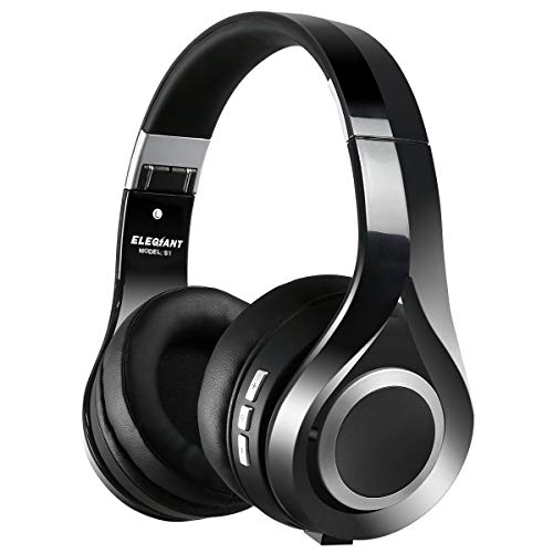 ELEGIANT Bluetooth Headphones Over Ear