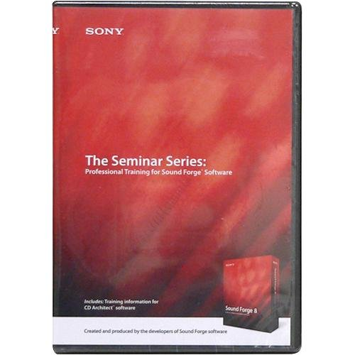 Seminar Series - Professional Training for Sound Forge 8