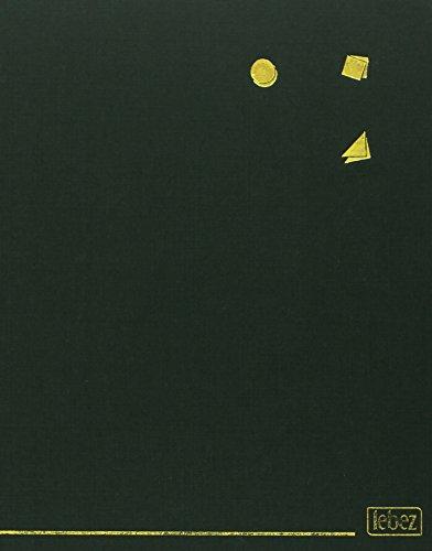 Lebez Album für Briefmarken–Ordner–24Seiten–17,5x 23cm